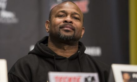 "Roy Jones Jr. για Tyson: ""Θα ήταν τρελό να αρνηθώ να παίξω μαζί του"""