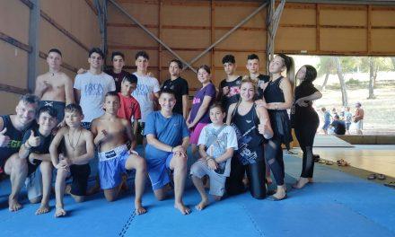 Για 3η συνεχόμενη χρονιά το Summer Camp της Iron Team