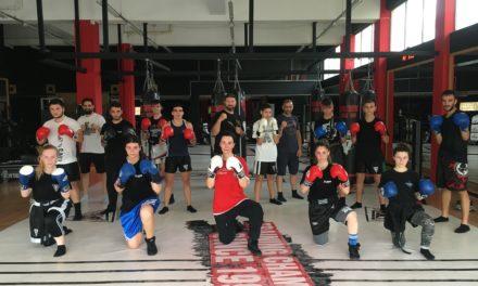 Επιστροφή στις προπονήσεις για τους Fighters Athanasopoulos
