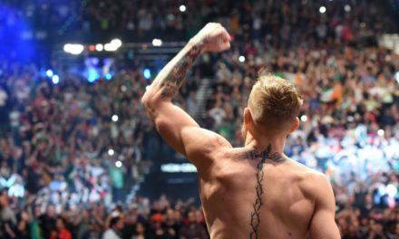 Μήνυμα επιστροφής του McGregor