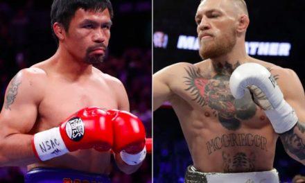 Pacquiao: Απορρίπτει αγώνα με McGregor