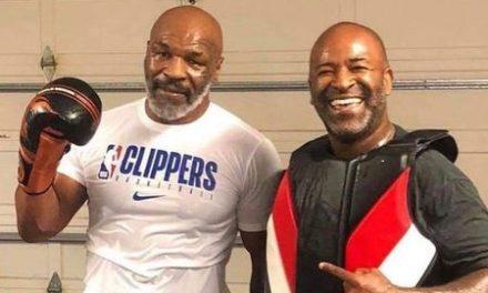 "Tyson: ""Για ένα video ήμουν μία εβδομάδα στο κρεβάτι"""