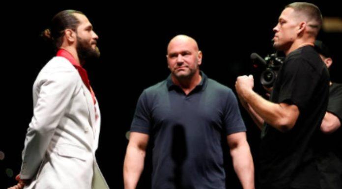 Rematch του σκληρότερου μαχητή: Diaz vs Masvidal