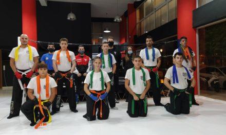 Επιτυχημένη η εξεταστική των FIGHTERS Athanasopoulos Μοσχάτου