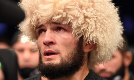 "Nurmagomedov: ""Δεν έχει νόημα να συνεχίσω"""