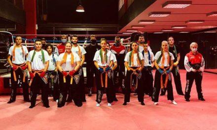 Απόλυτη επιτυχία η εξεταστική των FIGHTERS Athanasopoulos σε Ν. Κόσμο και Παγκράτι