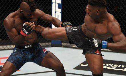 Τρομερό knock out στο UFC (vid)