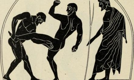 Παγκράτιο: Ο πρόγονος του ΜΜΑ