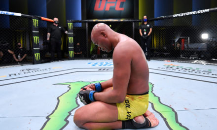 Anderson Silva: Το τέλος ενός θρύλου του UFC