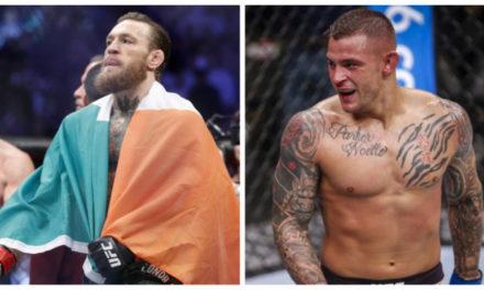 Δε θα είναι για τη ζώνη ο αγώνας McGregor εναντίον Poirier