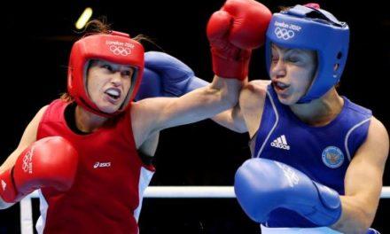 Ο Τελικός της Χρυσής Ολυμπιονίκη Katie Taylor το 2012