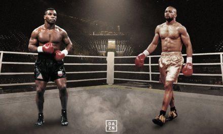 Συνέντευξη τύπου μετά το μάτς: Tyson vs Jones (Vid)
