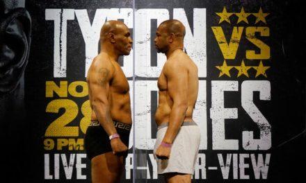 Tyson vs Jones: Full Fight (Vid)