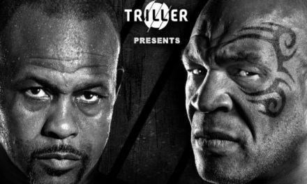 Press Conference: Tyson (Vid)