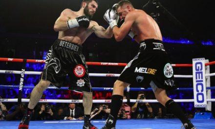 Artur Beterbiev vs Adam Deines στις 30 Ιανουαρίου