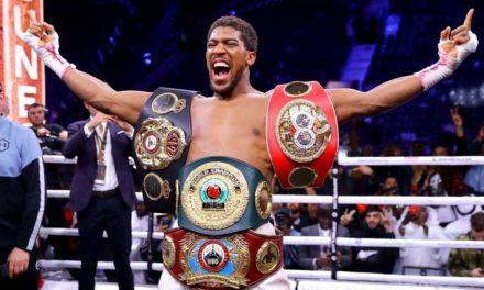 Joshua: Η πυγμαχία μου έδωσε μία 2η ευκαιρία στη ζωή