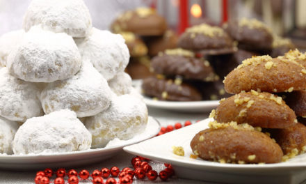 Χριστουγεννιάτικοι Πειρασμοί: Μελομακάρονα | Κουραμπιέδες