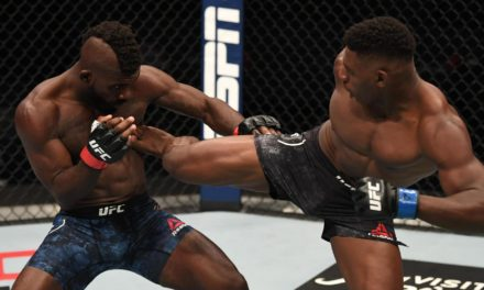 Γυριστά knock outs στο UFC (VID)