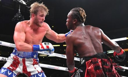 Δείτε τον αντίπαλο του Mayweather σε αγώνα πυγμαχίας (VID)