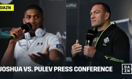 "Pulev: "" Ήρθα για να κερδίσω "" – Press Conference"