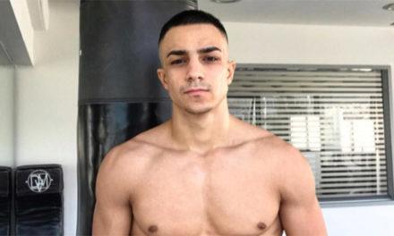 Στο Μεξικό ο Παναγιώτης Τσοχαταρίδης με πρώτο επαγγελματικό αγώνα πυγμαχίας στις 29 Ιανουαρίου!!