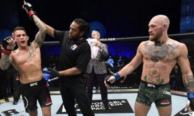 Σοκαρίστηκε ο McGregor με την ήττα του στον δεύτερο γύρο!!