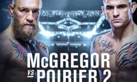 "UFC 257: ""Έτοιμοι για Πόλεμο"""