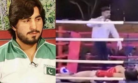 Θάνατος σε Παράνομο Αγώνα Πυγμαχίας στο Πακιστάν