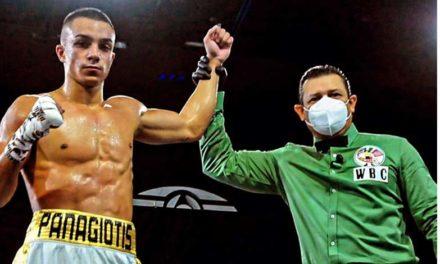 Ξανά Νικητής ο Τσοχαταρίδης στο Μεξικό