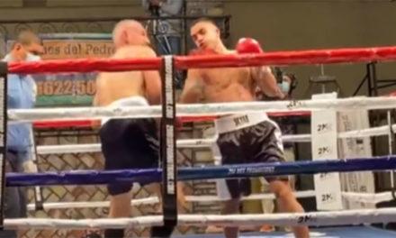 Με το Δεξί ο Τσοχαταρίδης στην Επαγγελματική Πυγμαχία