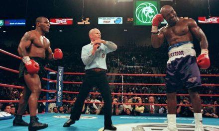 Tyson και Holyfield Συμφώνησαν για 3ο Αγώνα