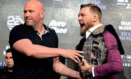 "White: ""Ο McGregor Θέλει σαν Τρελός την Τριλογία με Poirier"""