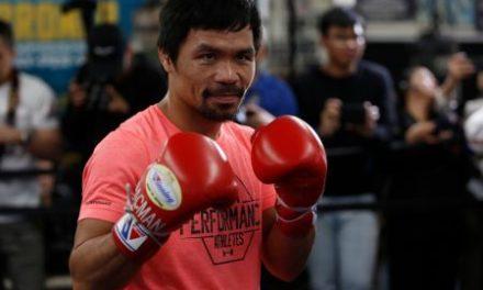 "Manny Pacquiao: ""Ο Θεός μου Έσωσε τη Ζωή !"""