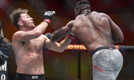 Στα Παρασκήνια του UFC 260