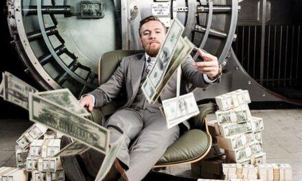 Connor McGregor: Ο Πλουσιότερος Αθλητής του Κόσμου !